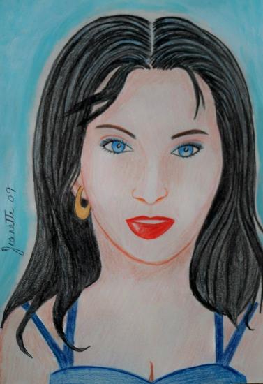Megan Fox by Jeanette